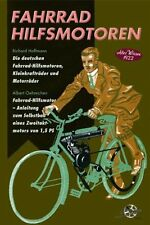 Fahrrad Hilfsmotoren Kleinkrafträder und Motorräder Hilfsmotor Selbstbau Buch