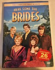Here Come the Brides: The Complete First Season (DVD, 6-Disc Set) NEW SEALED OOP