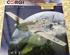 CORGI AVIAZIONE 1:72 North American P-51D Mustang la ragazza di Papino 370TH FS 359TH FG