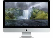 """Apple iMac 27"""" 5K i7 6700k 4.0Ghz 16Gb Ram 1Tb Fusion R9 M390 Mac OSX Catalina"""