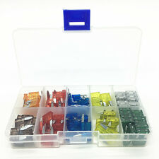 120pcs Mini Assorted Car Fuse Auto Trucks S.U.V's New good quality for car truck