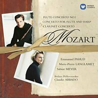 Berliner Philharmoniker - Mozart:Flute/Flute and Harp and Clarinet Concerti
