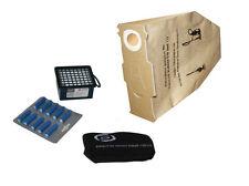 set filtre 4 pièces avec micro filtre pour Vorwerk lutin 130 131 FILTRE CHARBON