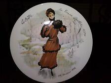 D'Arceau-Limoges France La Femme Sportive 1890 Colette DP 646