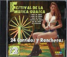 Festival De La Musica Guasca Latin Music CD New
