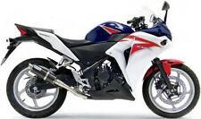 Leo Vince GP Corsa Slip On Muffler For Kawasaki Ninja 300 R 13-14 3293 1810-2268