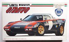 FUJIMI enthusiast model EM-17 1/24 Lancia Stratos Pirelli color narrow scale kit