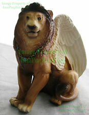 Windstone Editions FLION Winged LION Fantasy Figurine Melody Peña Sculpture!