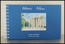 Louis Vuitton Carnet de Voyage ATHENS Travel Book Journal inc Postcards & Pencil
