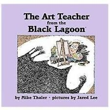Black Lagoon Set 2: The Art Teacher from the Black Lagoon No. 2 by Mike...