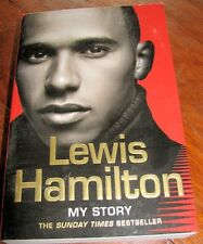 Lewis Hamilton: My Story by Lewis Hamilton (Paperback, 2008)
