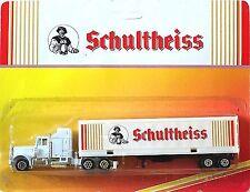 Schultheiss - biertruck-nr 01 - Kenworth w900b SZ- KW (ORIGINALE)