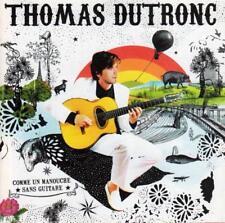 CD audio.../...THOMAS DUTRONC.../...COMME UN MANOUCHE SANS GUITARE...