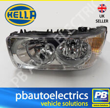 Hella DAF Headlamp near side replacement driving light lamp - 1LJ.008.311.791#C