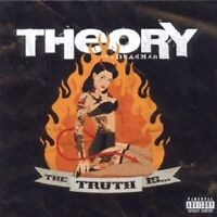 """THEORY OF A DEADMAN """"THE TRUTH IS..."""" CD NEUWARE"""