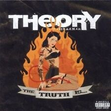 "THEORY OF A DEADMAN ""THE TRUTH IS..."" CD NEUWARE"