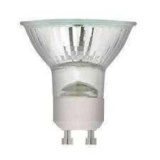 10 X Status 50w Halogen Gu10 Light Bulbs Dimmable Energy Saving Lamps