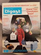 The Travellers' Digest - Number 21 - 1990 Dgp Megatraveller