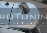 For Renault Clio II 98-04 TAILGATE REAR ROOF SPOILER back door trunk trim