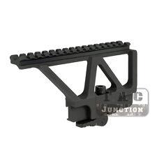 Tactical AK Series Quick Detach QD Side Railed Scope Mount Base w/ Throw Lever