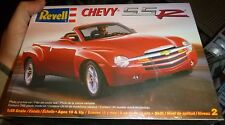 REVELL CHEVY SS-R Model Car Mountain 1/25 FS