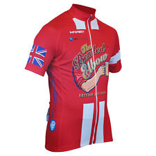 Impsport Bended Elbow Cycling Jersey - With Full Length Zip