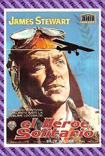 Carte Postale Affiche de Film - EL HEROE SOLITARIO