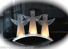 LED ARCO DI LUCI ANGELO APPLIQUE finestra 3 acrylengel 40 x 29 cm 70200