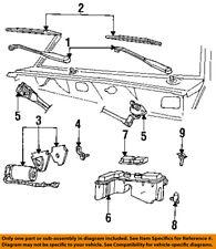 FORD OEM 93-94 Ranger-Wiper Pivot F2TZ17567A