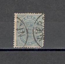 R4278 - DANIMARCA 1882 - LOTTO N°34 - VEDI FOTO