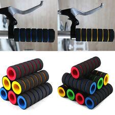 1 Pair Outdoor Bike Bicycle Motorcycle Handle Bar Foam Sponge Nonslip Grip Cover