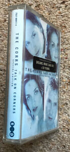 TALK ON CORNERS by The Corrs - Cassette