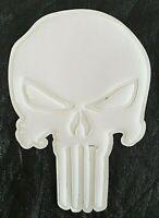 motorcycle motorbike tank Pad protector Suzuki Kawasaki Yamaha skull Punisher