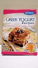 Greek Yogurt Recipe Book