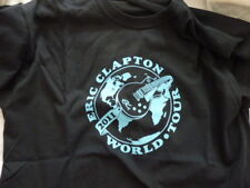Eric Clapton T shirt (local crew) 2011 brand new , never worn ,  size L