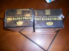 1993-94 TOPPS STADIUM CLUB BASKETBALL MEMBERS ONLY SERIES 1 & 2 SEALED SETS