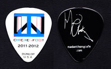 Chickenfoot Michael Anthony Signature White Guitar Pick #3 - 2011-2012 Tour