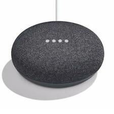 Google Home Mini Wireless Bluetooth Speaker with Google Assistant Charcoal NEW