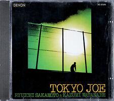 Tokyo Joe by Sakamoto & Watanabe [Japan Import - Denon DC-8586 - 1991] - NM