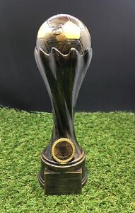 Football Ball Tower World Cup style  Award - FREE ENGRAVING - 230mm