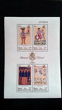 Spanish Stamps - 1992 Codices Sheet MNH