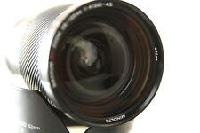 Minolta AF Zoom Macro 28 135mm f/4-4.5 Lens A mount for Sony DSLR