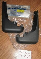 OEM 08 09 10 Ford F250 Super Duty Front Mud Flaps Splash Guards 1 New 1 Used