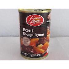Boeuf Rind Bourguignon mit Gemüse von Claude Leger 400g