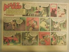 Alley Oop Sunday by VT Hamlin from 1/25/1953 Half Page Size