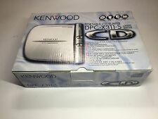 KENWOOD DPC-X311-S  Portable CD PLAYER  - DISCMAN - Like New!