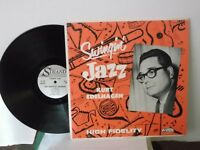 "Kurt Edelhagen,Strand,""Swingin' Jazz"",US,LP,mono,White Label PROMO,swing jazz,M-"