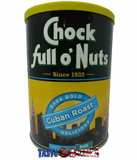 Chock Full O Nuts Cuban Roast Dark Bold Ground Coffee 297g