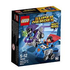 LEGO DC UNIVERSE SUPER HEROES Mighty MICROS Superman vs. bizzarro (76068)