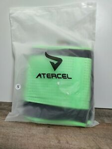 Atercel Waist Trimmer Small Black And Green New